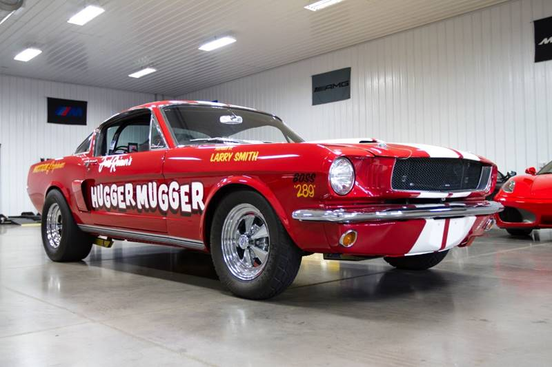 Cantech automotive: 1965 Ford Mustang V8 5.0L Coupe