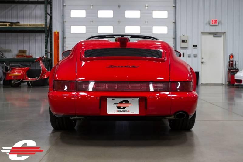 Cantech automotive: 1994 Porsche 911 3.6L H6 Convertible