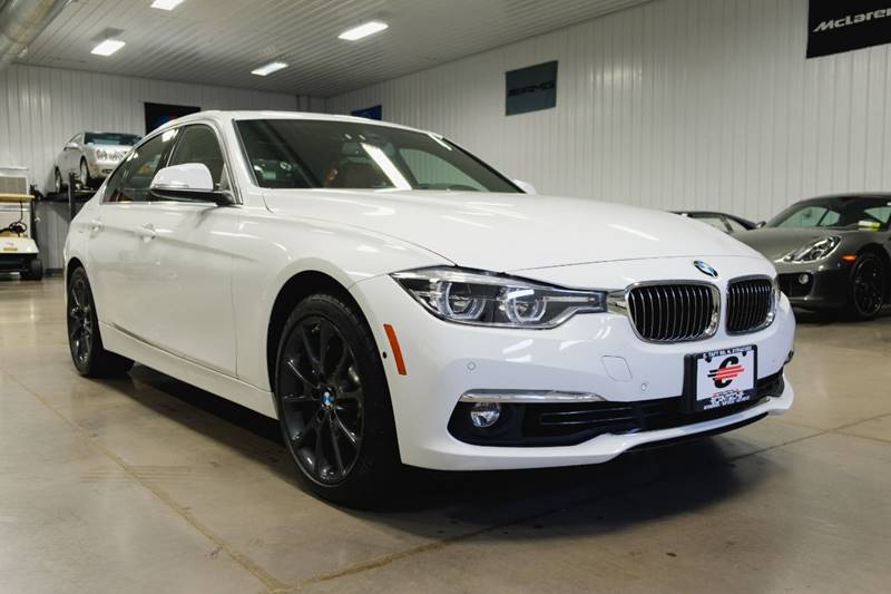 2017 BMW 3 Series 340i xDrive AWD 4dr Sedan