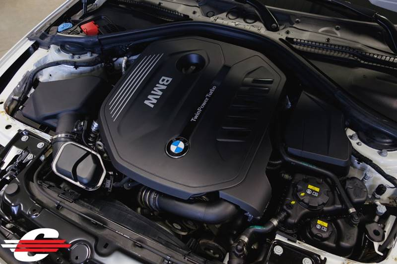 Cantech automotive: 2017 BMW 3 Series 3.0L I6 Turbocharger Sedan