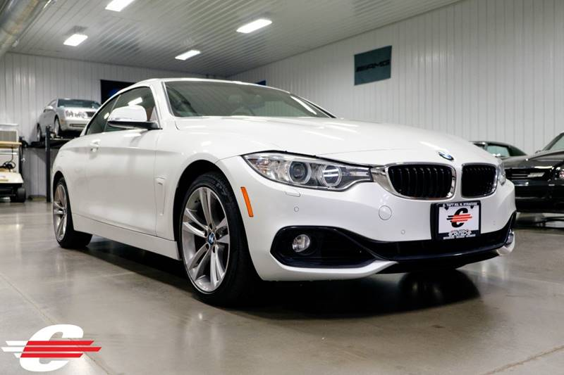 2016 BMW 4 Series 428i xDrive AWD 2dr Convertible SULEV