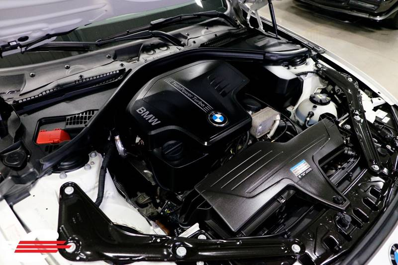 Cantech automotive: 2016 BMW 4 Series 2.0L I4 Turbocharger Convertible