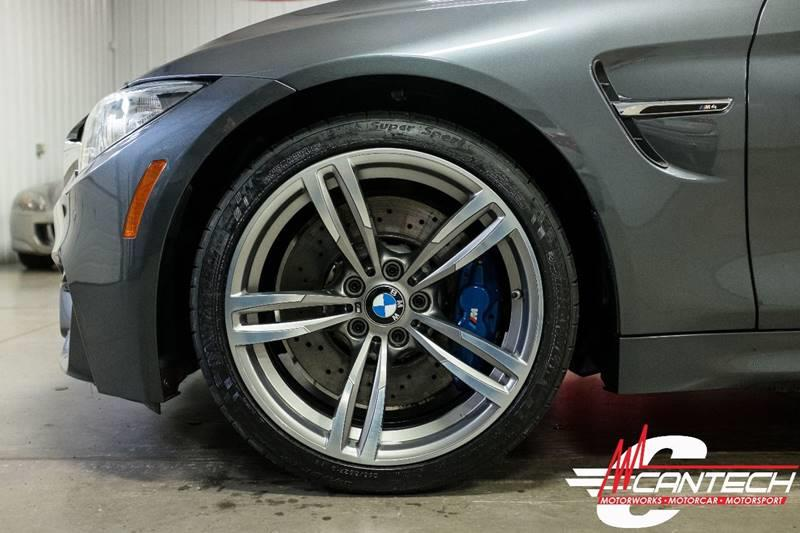 Cantech automotive: 2015 BMW M4 3.0L I6 Twin Turbocharger Coupe