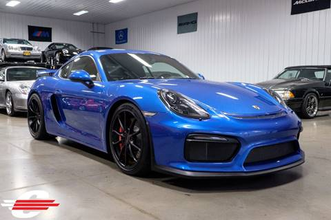 2016 Porsche Cayman for sale in North Syracuse, NY
