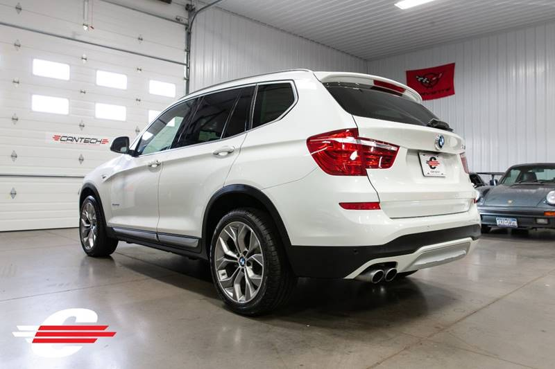 Cantech automotive: 2016 BMW X3 2.0L I4 Turbocharger SUV