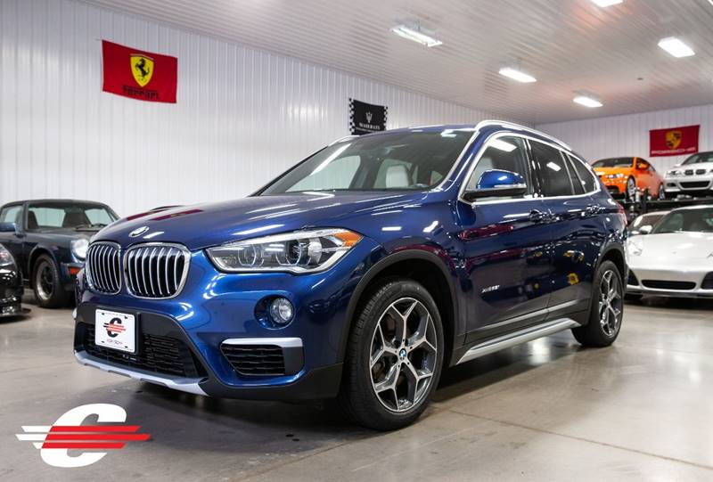 Cantech automotive: 2016 BMW X1 2.0L I4 Turbocharger SUV