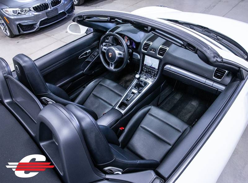 Cantech automotive: 2013 Porsche Boxster 3.4L H6 Convertible