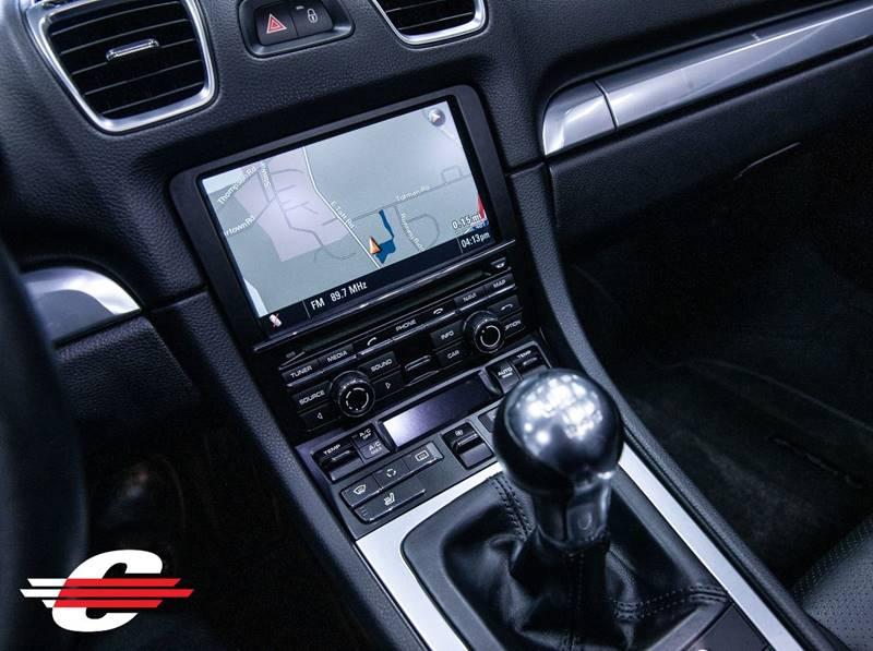 Cantech automotive: 2013 Porsche Boxster 3.4L H6 Convertible