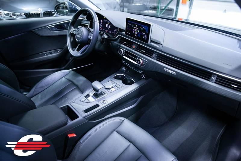 Cantech automotive: 2017 Audi A4 2.0L I4 Turbocharger Sedan