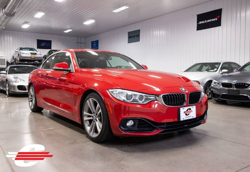 2016 BMW 4 Series 428i 2dr Convertible SULEV