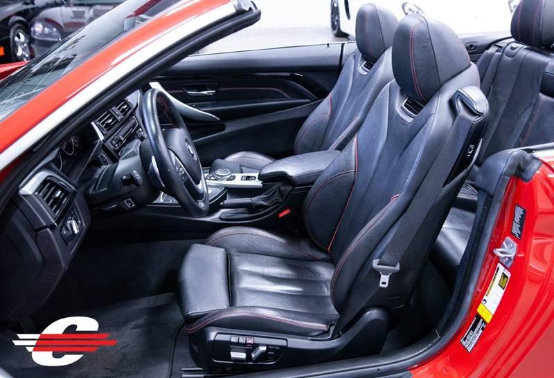 Cantech automotive: 2016 BMW 4 Series 2.0L I4 Turbocharger Convertible