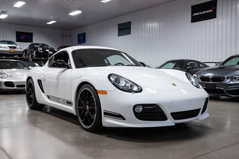 2012 Porsche Cayman R 2dr Coupe