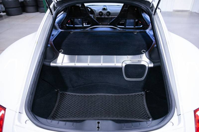 Cantech automotive: 2012 Porsche Cayman 3.4L H6 Coupe