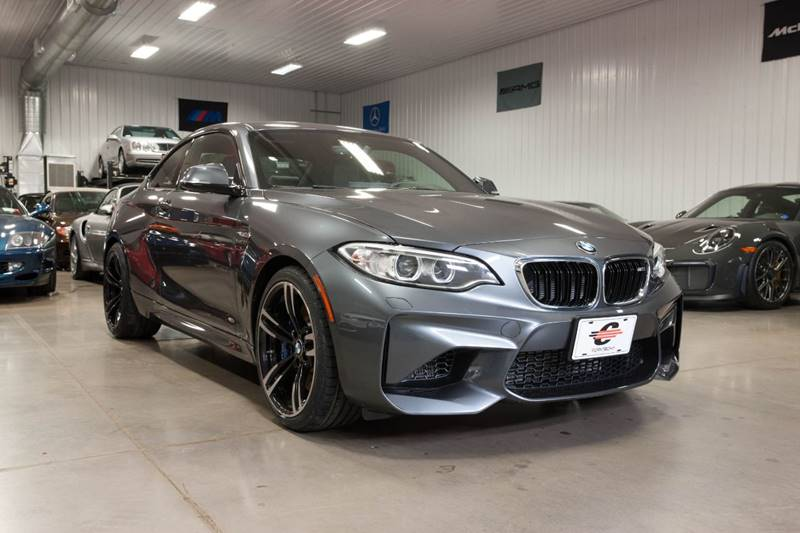 2017 BMW M2 Base 2dr Coupe