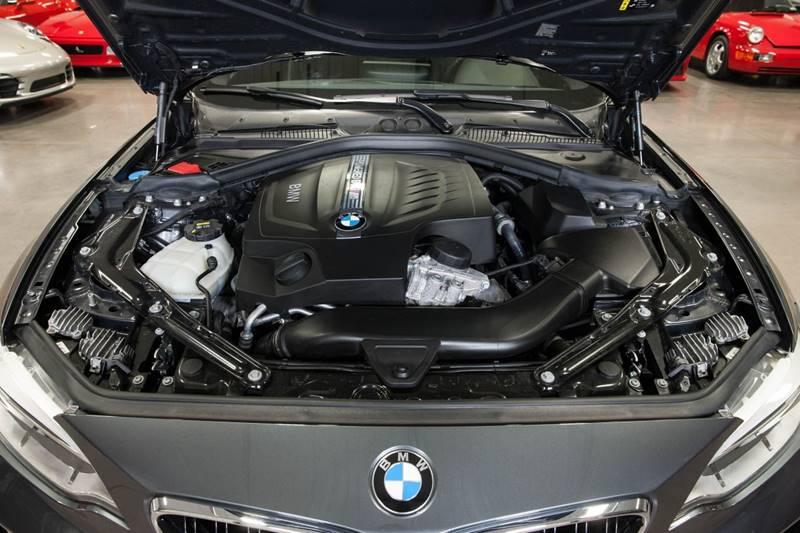 Cantech automotive: 2017 BMW M2 3.0L I6 Turbocharger Coupe