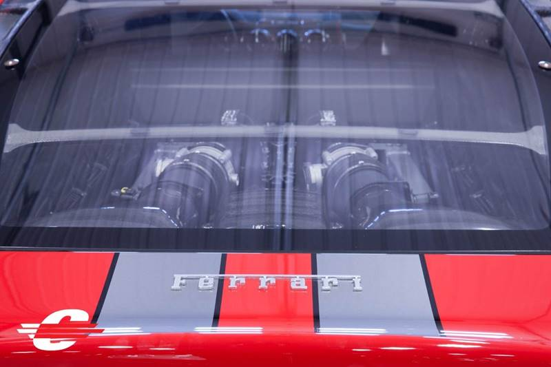 Cantech automotive: 2008 Ferrari 430 Scuderia 4.3L V8 Coupe