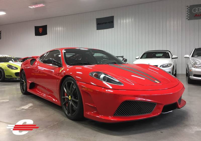 2008 Ferrari 430 Scuderia Base 2dr Coupe