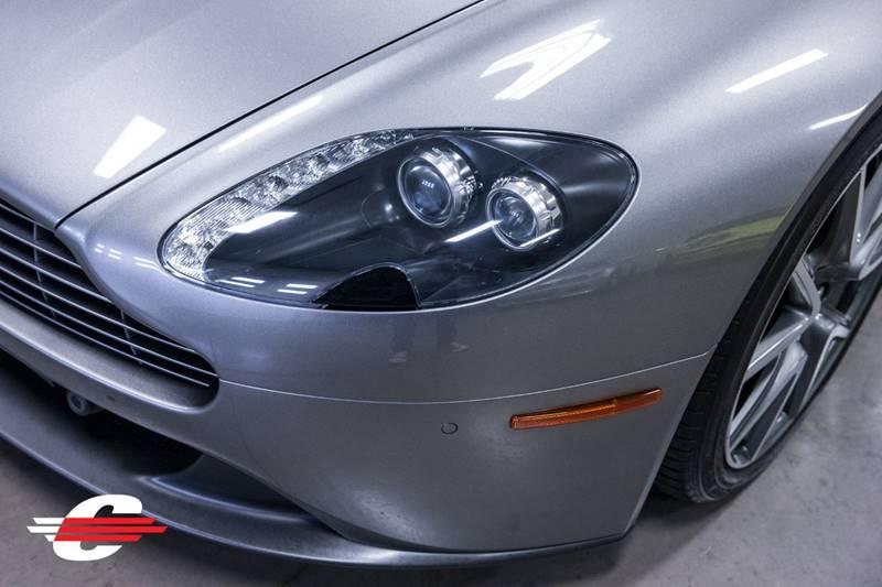 Cantech automotive: 2012 Aston Martin V8 Vantage 4.7L V8 Coupe
