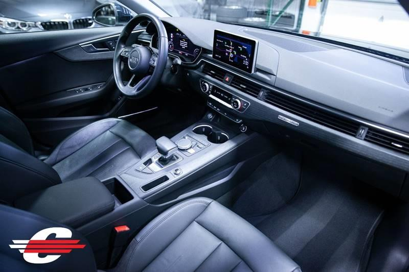 View large image: 2017 Audi A4