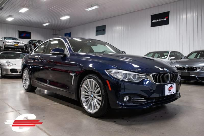 2016 BMW 4 Series 428i xDrive AWD 2dr Coupe SULEV