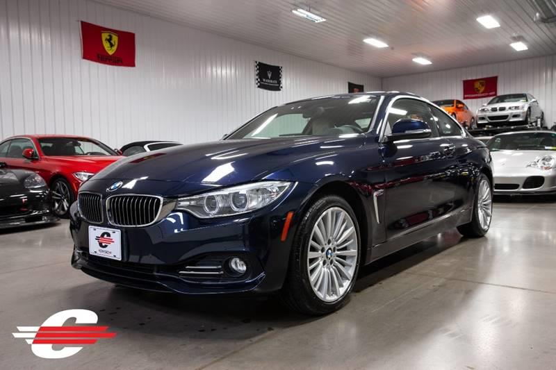Cantech automotive: 2016 BMW 4 Series 2.0L I4 Turbocharger Coupe