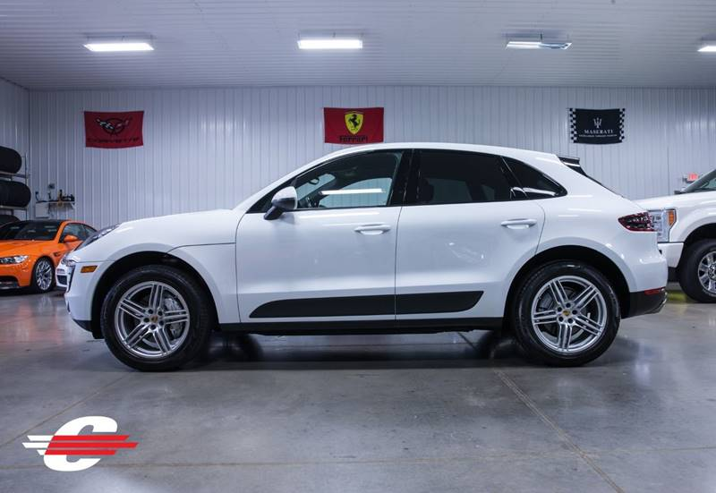 Cantech automotive: 2018 Porsche Macan 3.0L V6 Twin Turbocharger SUV