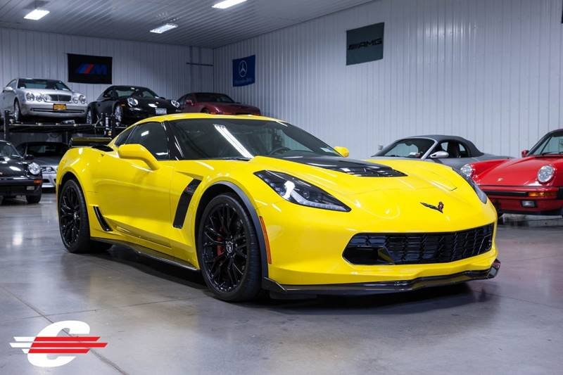 2015 Chevrolet Corvette Z06 2dr Coupe w/2LZ
