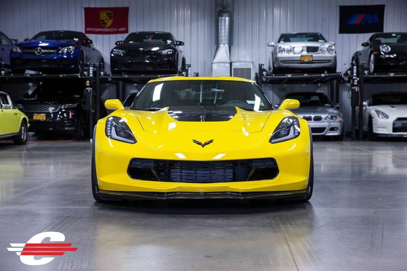 Cantech automotive: 2015 Chevrolet Corvette 6.2L V8 Supercharger Coupe