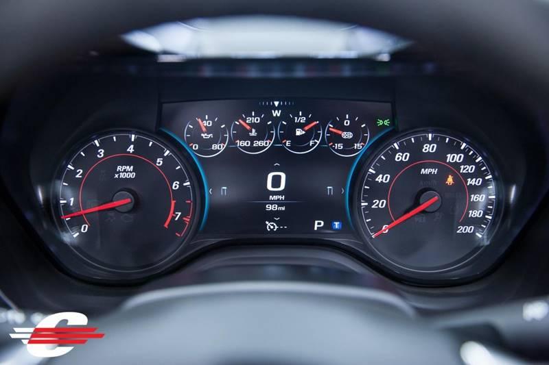 Cantech automotive: 2018 Chevrolet Camaro 6.2L V8 Supercharger Convertible