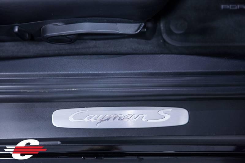Cantech automotive: 2016 Porsche Cayman 3.4L H6 Coupe