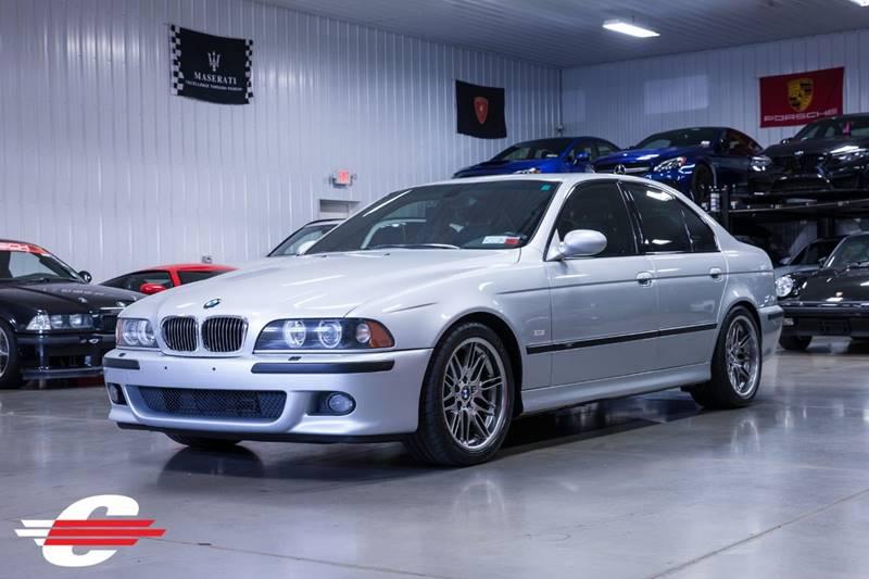 Cantech automotive: 2003 BMW M5 4.9L V8 Sedan