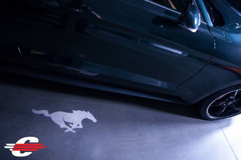 Cantech automotive: 2019 Ford Mustang 5.0L V8 Coupe