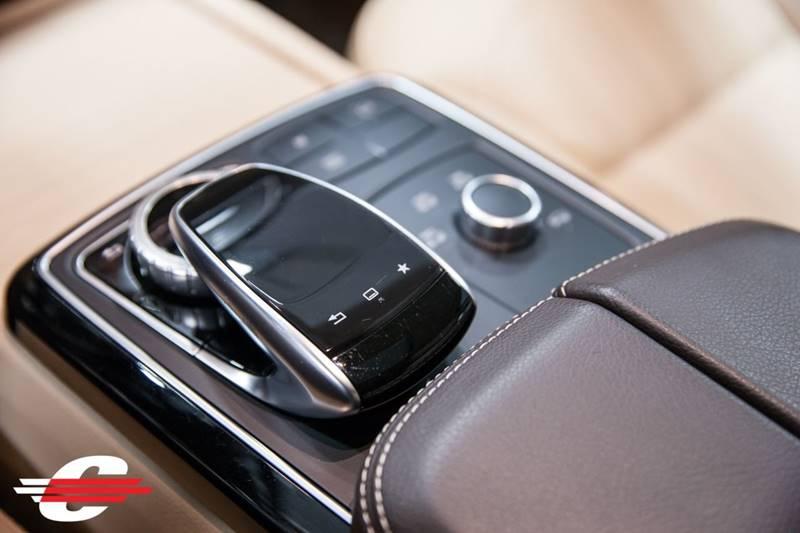 Cantech automotive: 2016 Mercedes-Benz GLE 3.5L V6 SUV