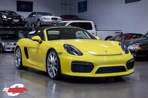 2016 Porsche Boxster for sale in North Syracuse, NY