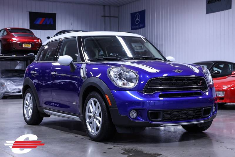 2016 MINI Countryman Cooper S ALL4 AWD 4dr Crossover