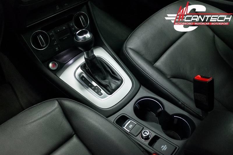 Cantech automotive: 2017 Audi Q3 2.0L I4 Turbocharger SUV