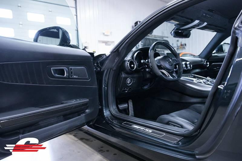 Cantech automotive: 2016 Mercedes-Benz AMG GT 4.0L V8 Twin Turbocharger Coupe