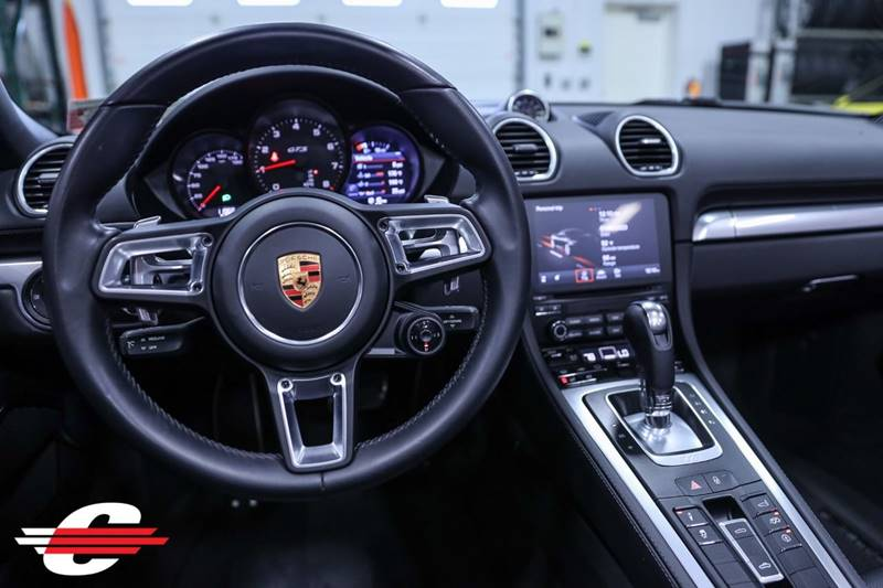 Cantech automotive: 2019 Porsche 718 Boxster 2.5L H4 Turbocharger Convertible