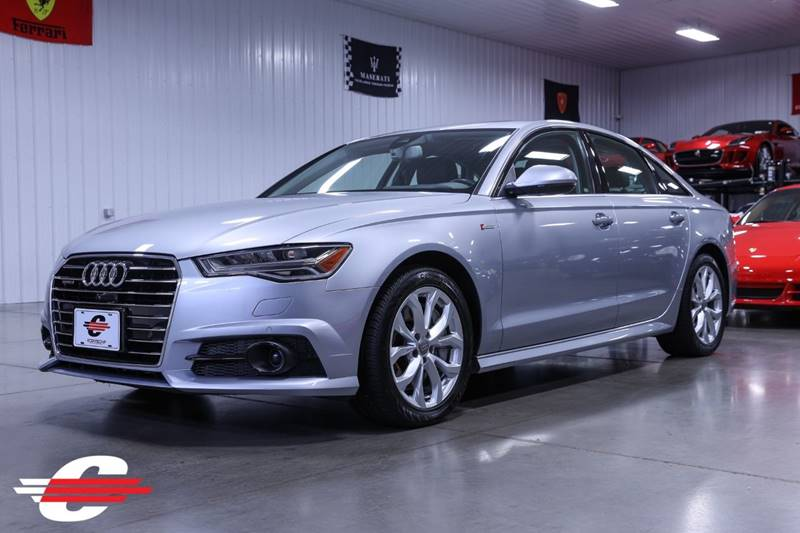View large image: 2017 Audi A6