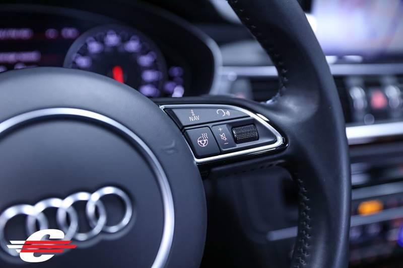 Cantech automotive: 2017 Audi A6 3.0L V6 Supercharger Sedan