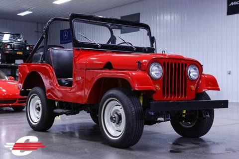 1965 Jeep CJ-5
