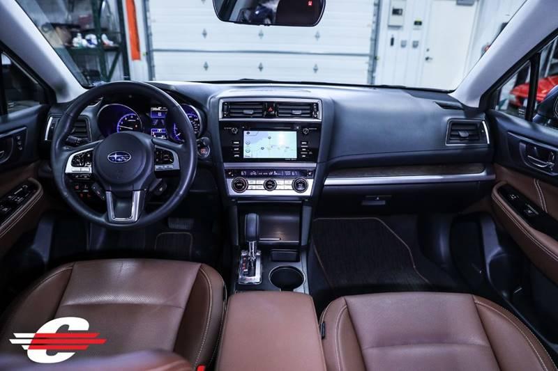 Cantech automotive: 2017 Subaru Outback 2.5L H4 Wagon