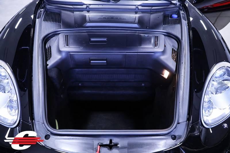 Cantech automotive: 2006 Porsche Cayman 3.4L H6 Coupe