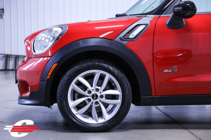 Cantech automotive: 2014 MINI Paceman 1.6L I4 Turbocharger Hatchback