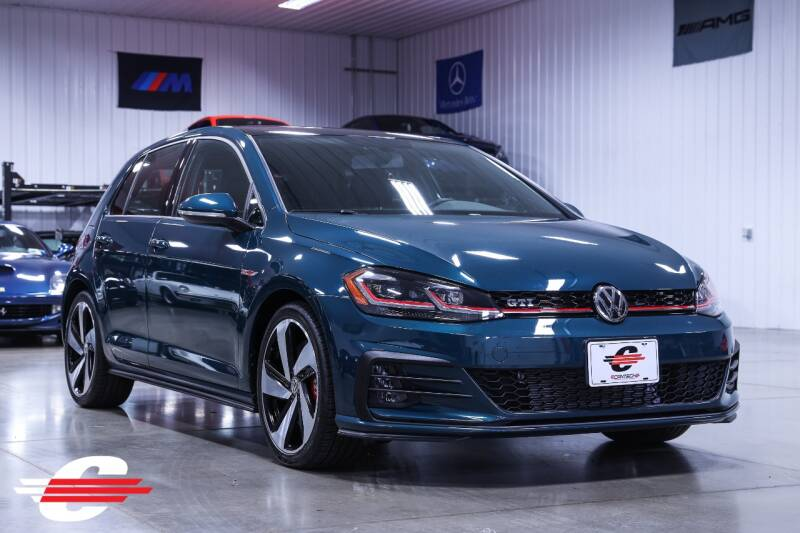 2018 Volkswagen Golf GTI SE 4dr Hatchback 6A - North Syracuse NY