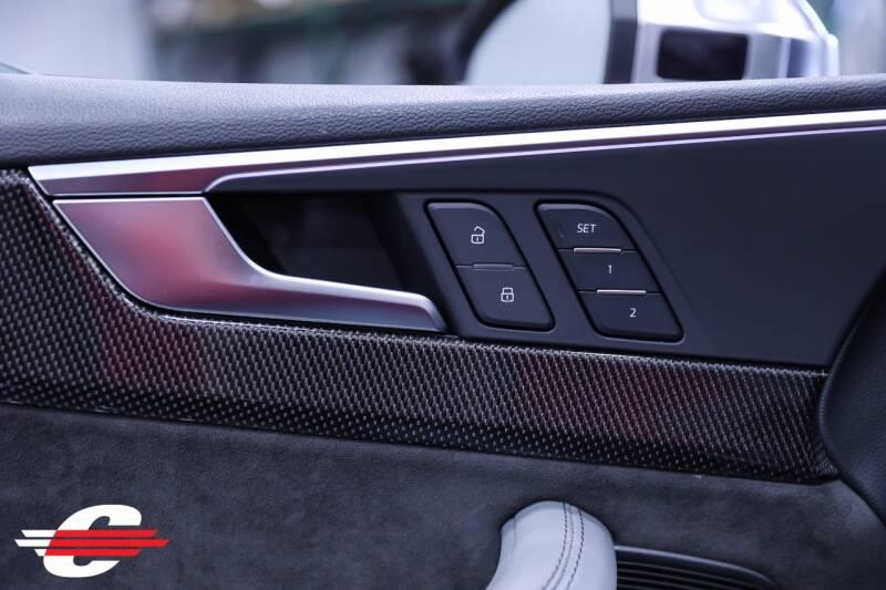 Cantech automotive: 2018 Audi S5 3.0L V6 Turbocharger Convertible