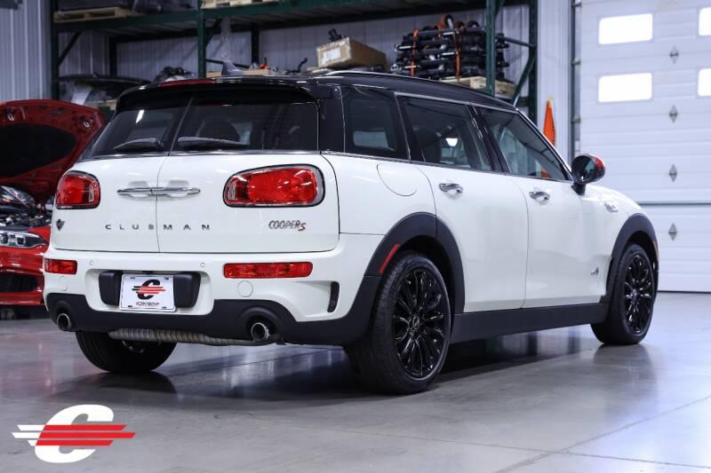 Cantech automotive: 2019 MINI Clubman 2.0L I4 Turbocharger Wagon