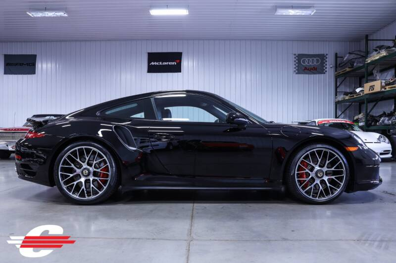 2016 Porsche 911 AWD Turbo 2dr Coupe - North Syracuse NY