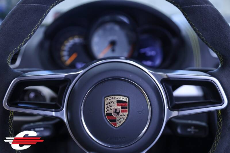 2016 Porsche Cayman GT4 2dr Coupe - North Syracuse NY
