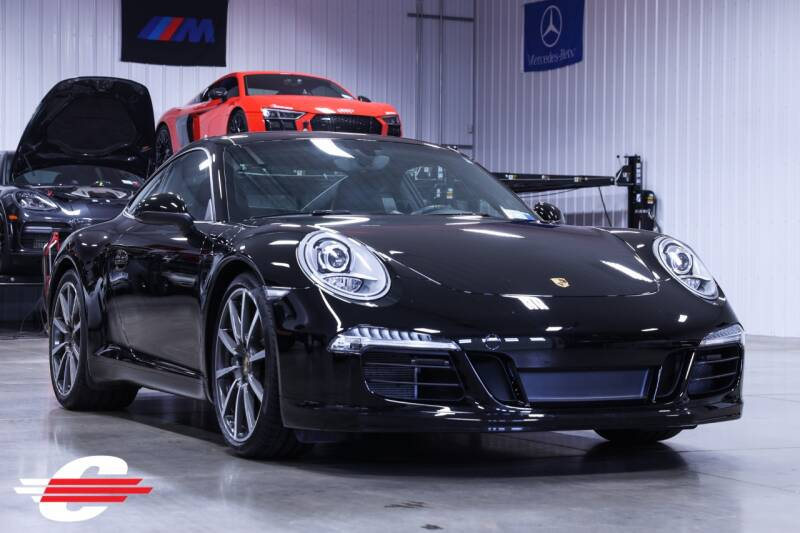 2013 Porsche 911 Carrera S 2dr Coupe - North Syracuse NY